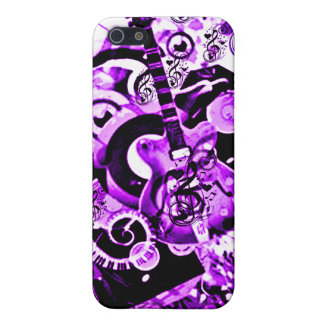Journey Of Music,Rocks Purple_ iPhone SE/5/5s Cover