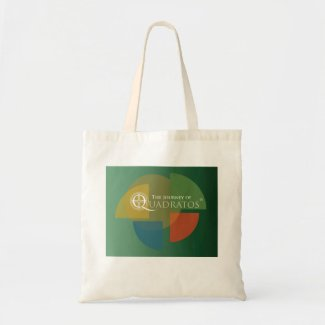 Journey of Quadratos Tote Bag Budget