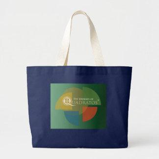 Journey of Quadratos Tote Bag Jumbo