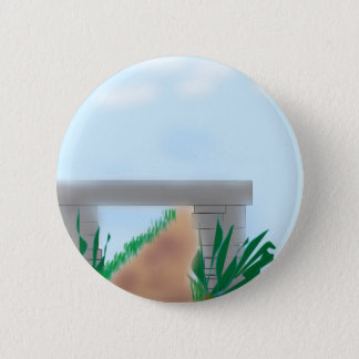 Journey of the soul pinback button