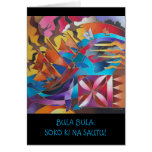 """JOURNEY OF THE VAKA II"" GREETING CARD"