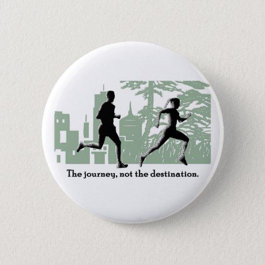 Journey Pinback Button