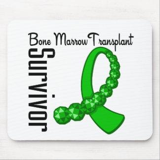 Journey Ribbon - Bone Marrow Transplant Survivor Mouse Pad