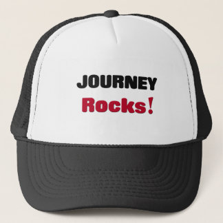 Journey Rocks Trucker Hat