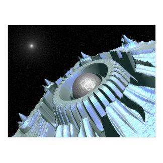 Journey Through Space Postcard