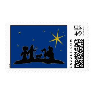 Journey to Bethlehem Postage