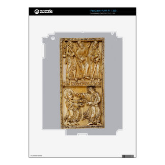 Journey to Emmaus and Noli Me Tangere Skin For iPad 2