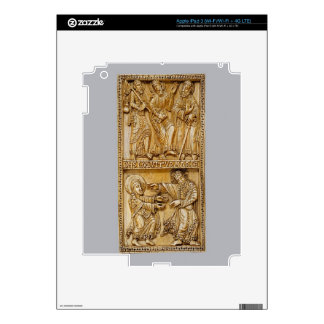 Journey to Emmaus and Noli Me Tangere Skin For iPad 3