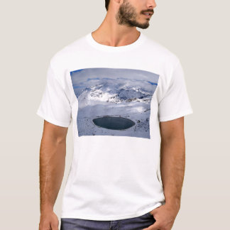 Journey to Gornergrat in Switzerland T-Shirt