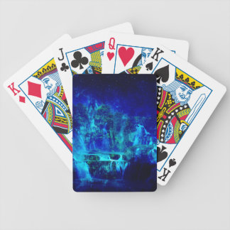 Journey to Neverland Bicycle Playing Cards