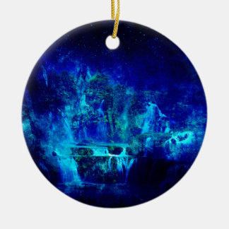 Journey to Neverland Ceramic Ornament