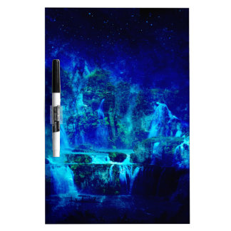 Journey to Neverland Dry-Erase Board