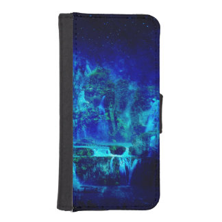 Journey to Neverland iPhone SE/5/5s Wallet Case
