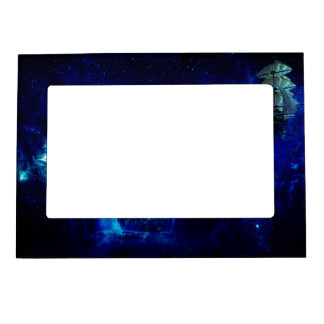Journey to Neverland Magnetic Picture Frame