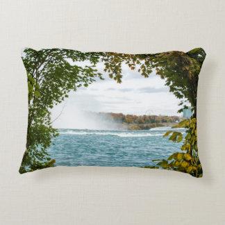 Journey to Niagara Falls Pillow