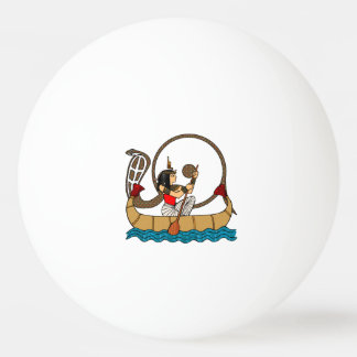 Journey To The Afterlife Ping Pong Ball