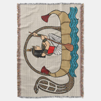 Journey To The Afterlife Throw