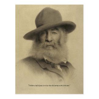 ❝Journey-work de Walt Whitman del Stars❞ Tarjetas Postales