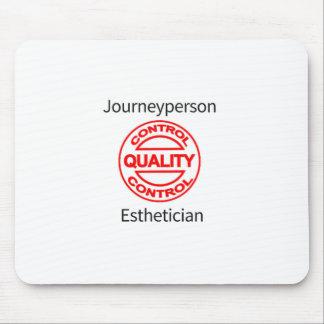 Journeyperson Esthetician Mouse Pad