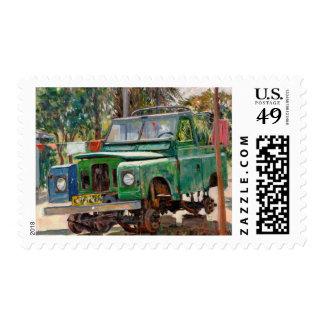 Journey's End 2006 Postage Stamp
