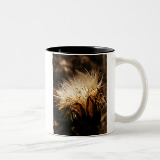 Journey's End... Two-Tone Coffee Mug