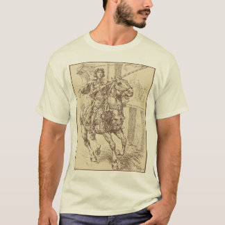 Jousting Knight T-Shirt