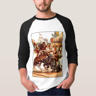 Jousting Knights T-Shirt