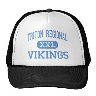 Joven regional de Tritón - Vikingos - - Byfield Gorras