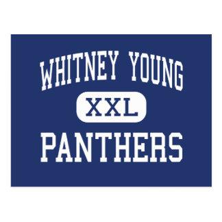 Jóvenes de Whitney - panteras - altos - Los Postales
