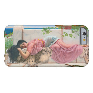 Jóvenes en el corazón 1902 funda de iPhone 6 barely there