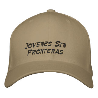Jovenes Sin Fronteras Hat