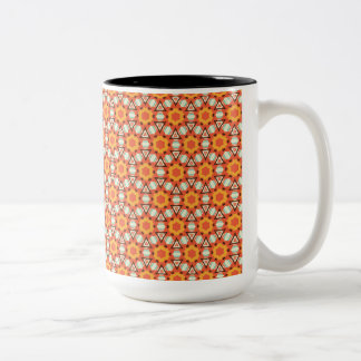 Jovial Achievement Affirmative Achievement Two-Tone Coffee Mug
