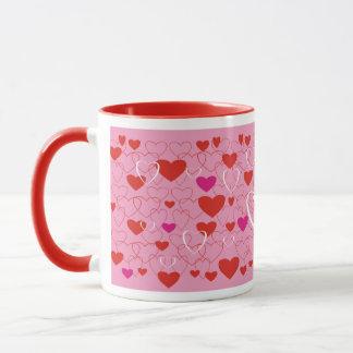 Jovial Hearts Mug