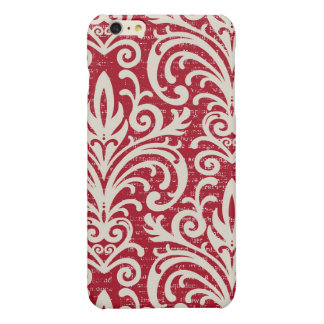 Jovial Knowing Prominent Plucky Glossy iPhone 6 Plus Case