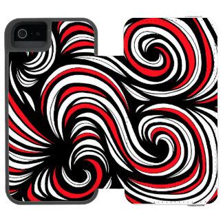 Jovial Nurturing Choice Effervescent iPhone SE/5/5s Wallet Case