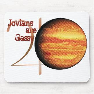 Jovian Mouse Pad