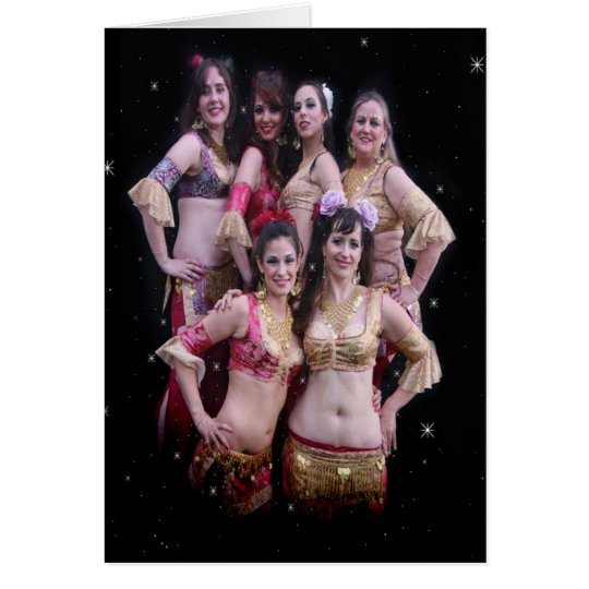 Joweh Dancers Card