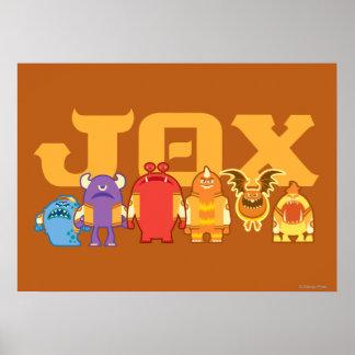 JOX - Estudiantes del susto Póster