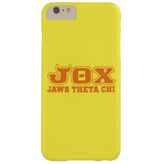 JOX - JAWS THETA CHI - Logo Barely There iPhone 6 Plus Case