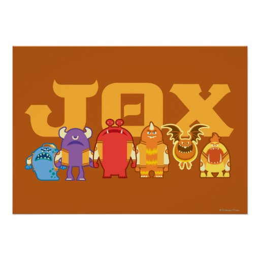 JOX - Scare Students Posters