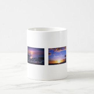 joy and beauty in the world coffee mug