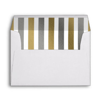 Joy and Cheer Greeting Card Envelope
