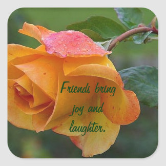 Joy and Laughter Stickers