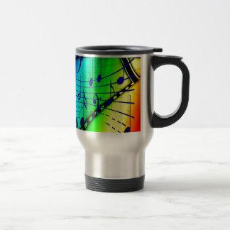 Joy and music treble clef sound concert musician mugs