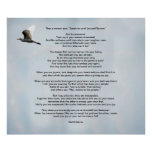 Joy and Sorrow by Kahlil Gibran Poster