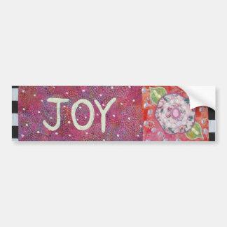Joy Bumper Sticker