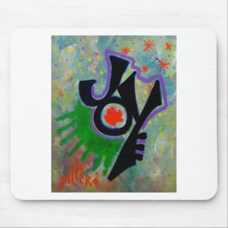 Joy  by Piliero Mouse Pad