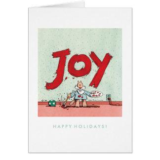 Joy! Card