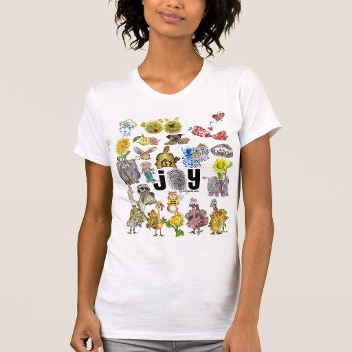Joy Cartoons T-shirt