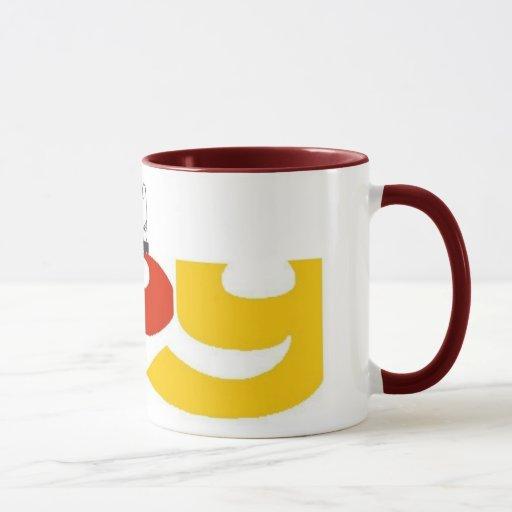 JOY Christmas Mug